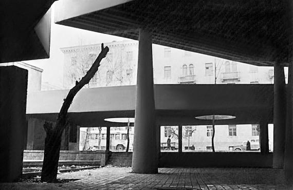 Летний зал кинотеатра Москва