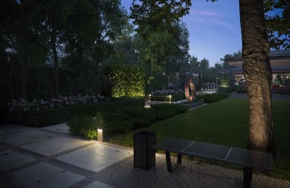Садовая подсветка